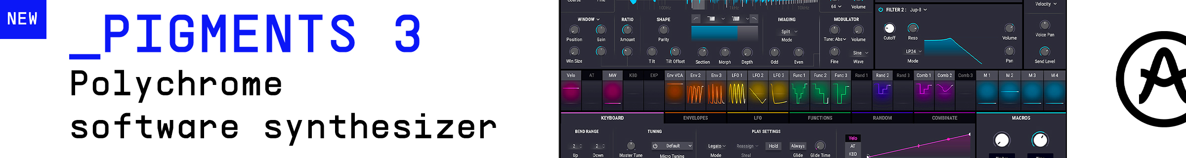 Akai unveils Rhythm Wolf - analog drum machine and bass synth