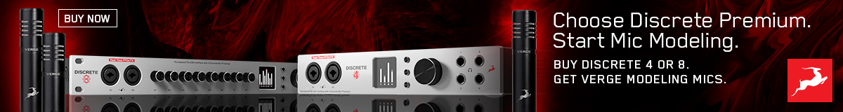 Two Notes Audio Engineering Le Lead 2-Channel Preamp