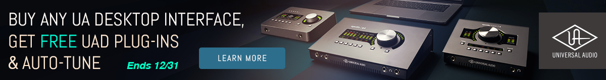 Apogee FX Rack - Limited Initial Release Now Available