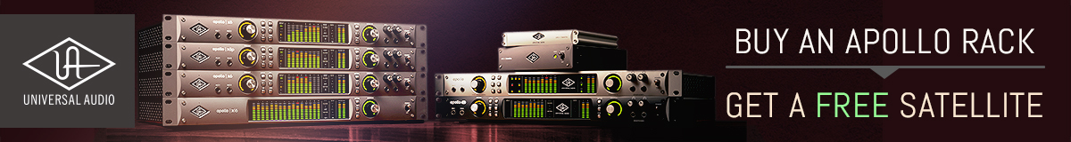 Distressor shootout! UAD/Slate/Analog hardware